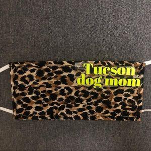 Tucson dog mom face masks